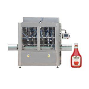 Màquina de farciment de pasta de tomàquet, crema cosmètica
