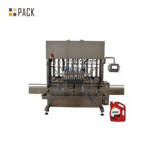 Màquina etiquetadora d'ampolla de flascó de pasta de tomàquet de gran qualitat automàtica completa