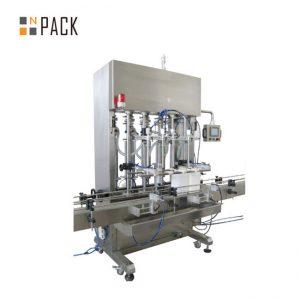 Màquina automàtica d'ompliment de líquids per a oli lubricant