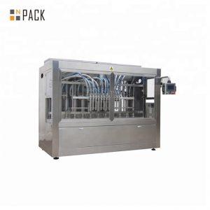 màquina automàtica d'ompliment d'oli de mostassa