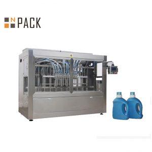 màquina d'ompliment de líquids corrosius d'àcid lleixiu