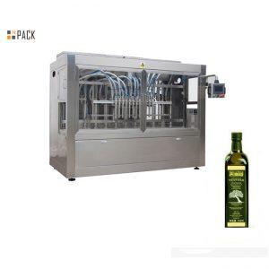 Màquina de farciment d'oli de palma de coco 500ml-5000 ml de mantega de gira-sol