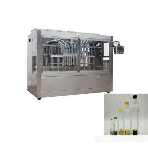 màquina automàtica d'ompliment de salsa de maduixes en ampolla de vidre