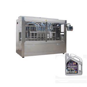 Màquina automàtica d'ompliment d'oli de motor per ampolla de plàstic