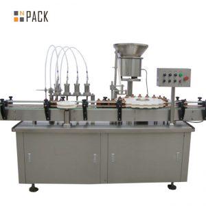 Màquina de farciment d'e-líquid eixid e-liquid i alta màquina