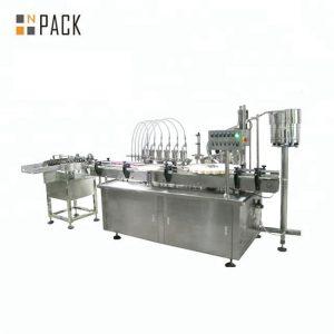màquina d'ompliment de vials químics completa automàtica amb millor preu