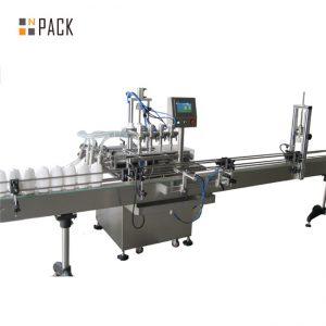 Màquina automàtica per omplir oli comestible de 5 litres per a mascotes