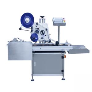 màquina etiquetadora autoadhesiva de la part superior plana